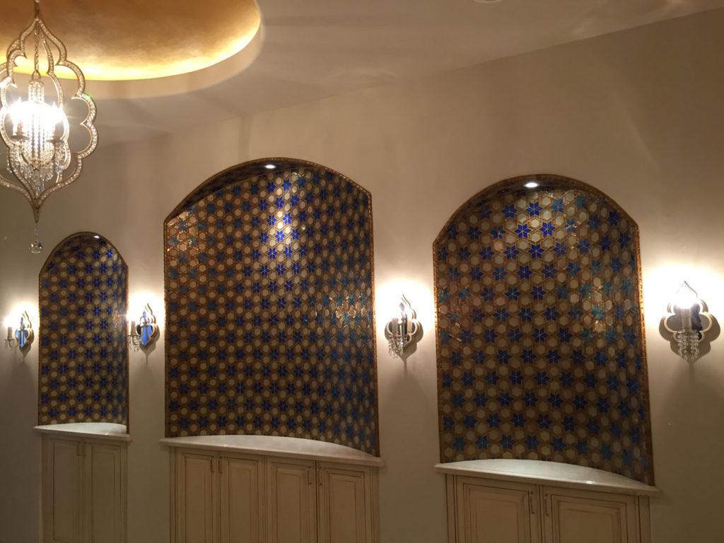 Tuscan Elegance Hallway 4