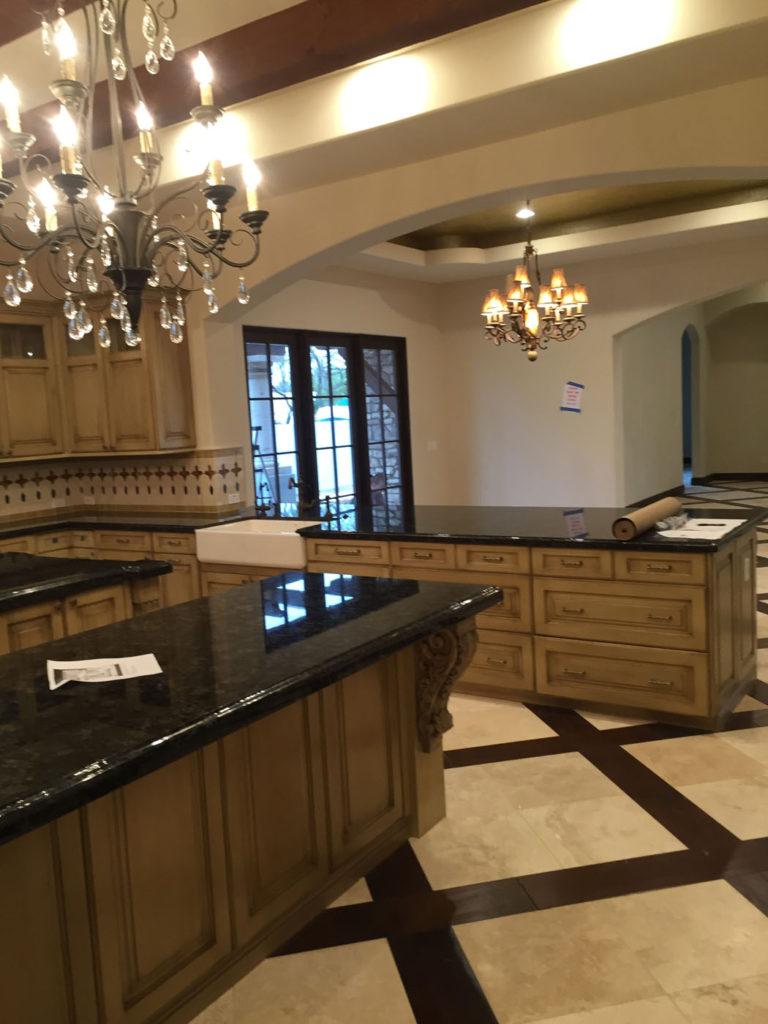 Tuscan Elegance Kitchen 6