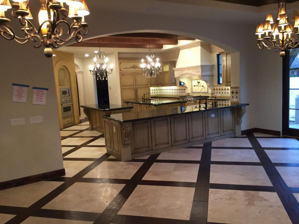 Tuscan Elegance Kitchen 7