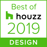 Awarded Best of Houzz 2019 Design