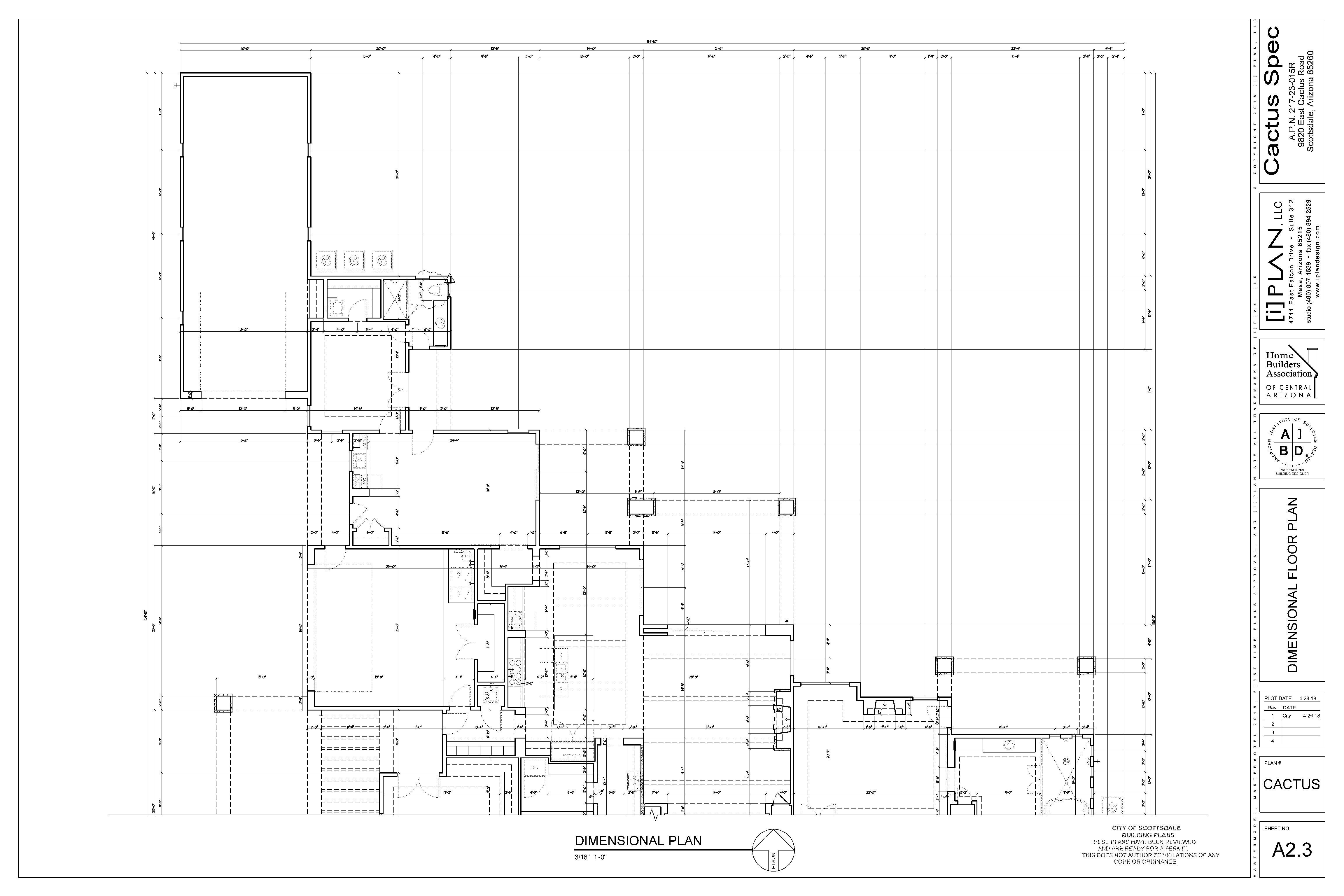 modern-french-farm 008-A2.3.Dimensional Floorplan