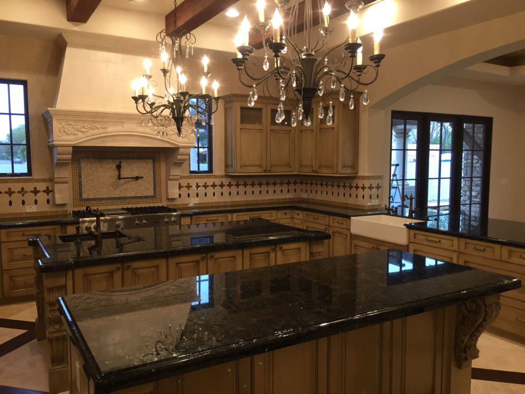 Tuscan Elegance Kitchen 4