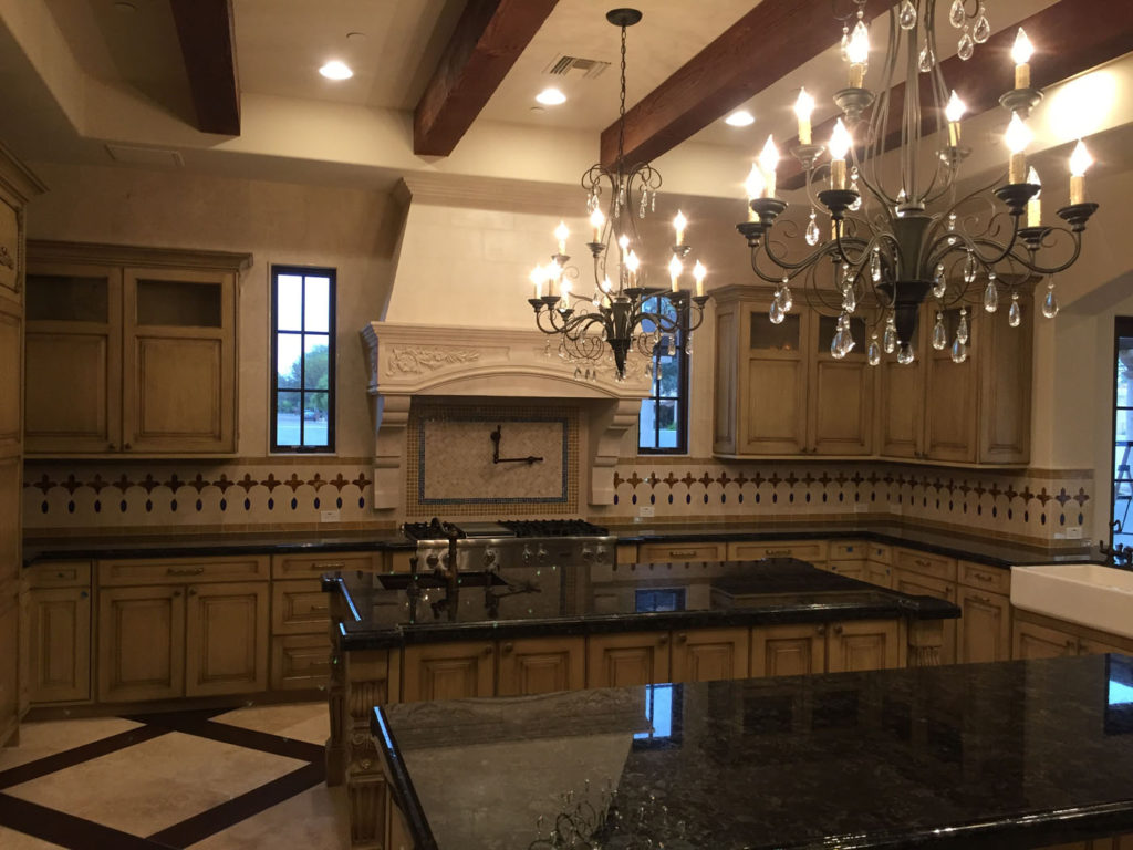 Tuscan Elegance Kitchen 3