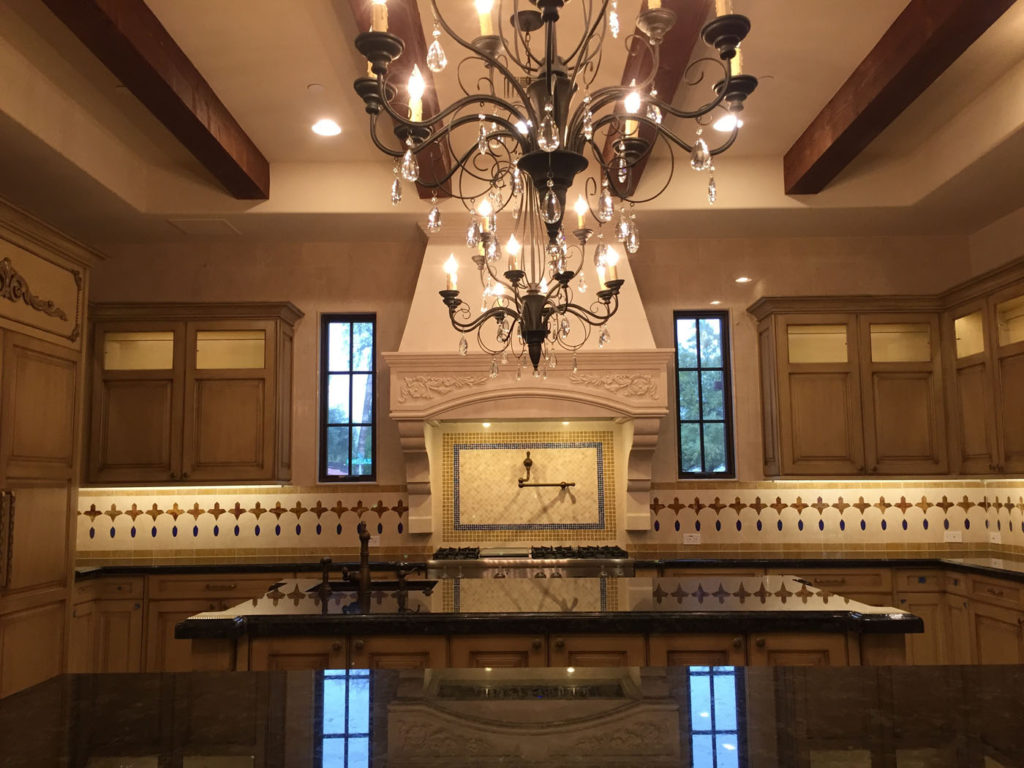 Tuscan Elegance Kitchen 1