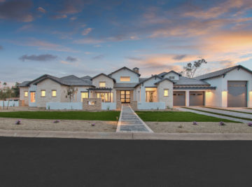 Modern Farmhouse By Integrity Luxury Homes