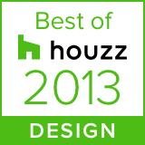 Awarded Best of Houzz 2013 Design