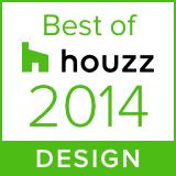 Awarded Best of Houzz 2014 Design