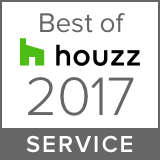 Awarded Best of Houzz 2017 Client Satisfaction