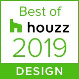 Awarded Best of Houzz 2019 Design